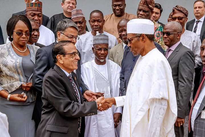 DECISION ON AFCFTA WILL BE GUIDED BY NATIONAL INTEREST –PRESIDENT BUHARI