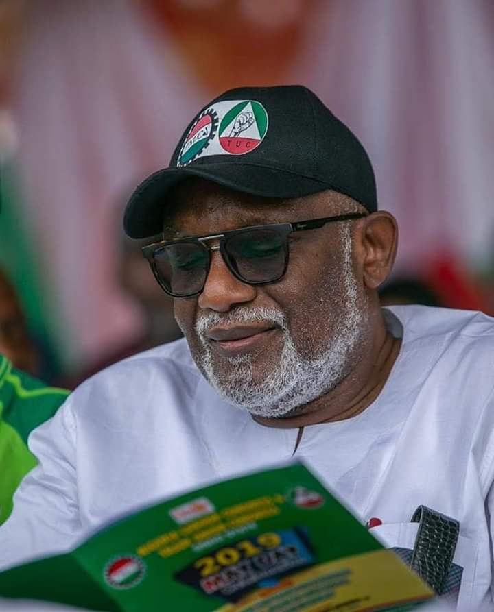 Akeredolu: A workers' Friendly Governor
