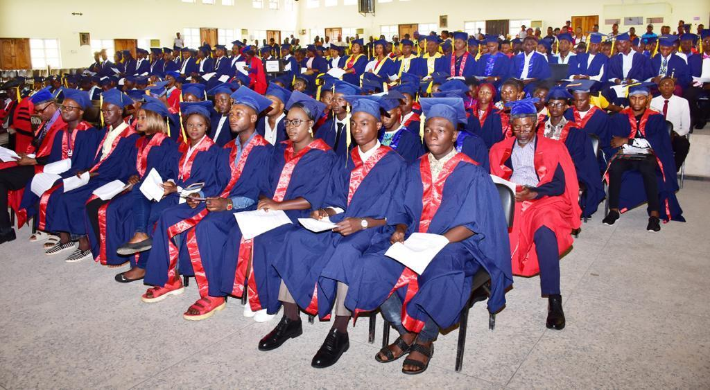 AAUA matriculates   5,305 students, charged to shun vices