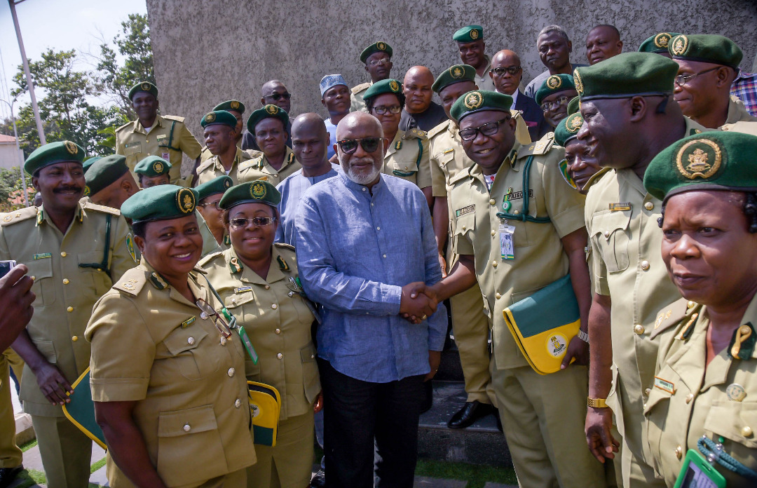Akeredolu harps on good use of cannabis as NPS drums support for its medicinal use