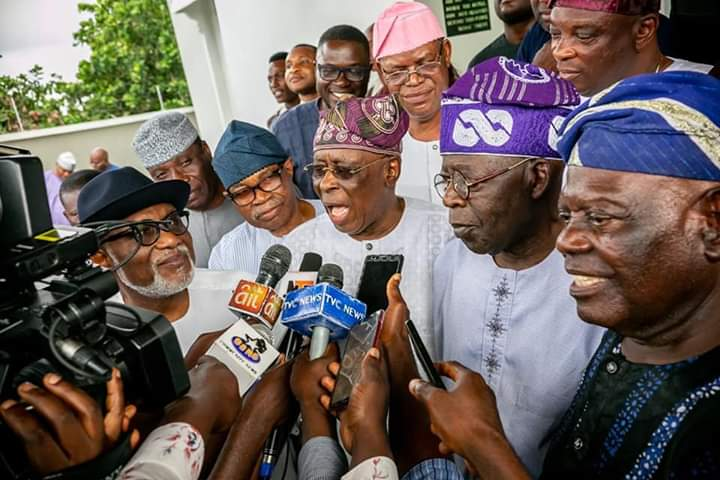 Ondo Stakeholders' Meeting: We Want To Win The Next Elections, Says Tinubu