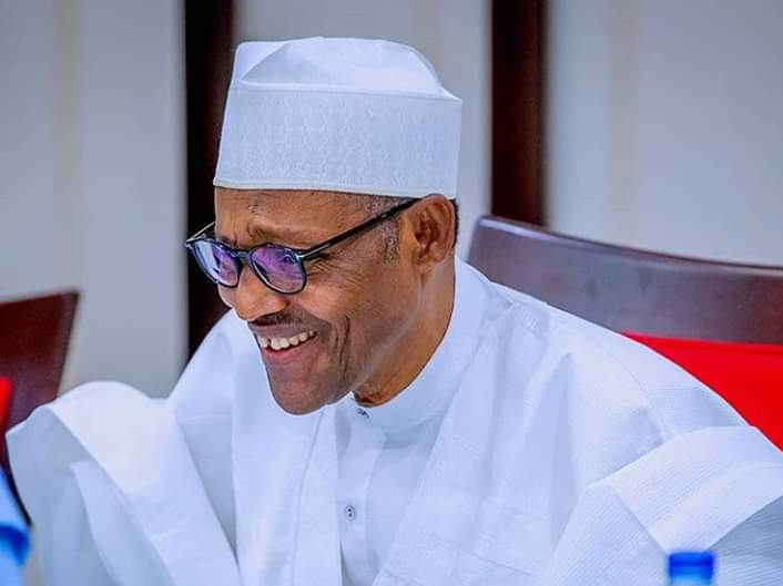 PRESIDENT BUHARI LAUDS GDP 5.01% GROWTH  IN Q2 2021