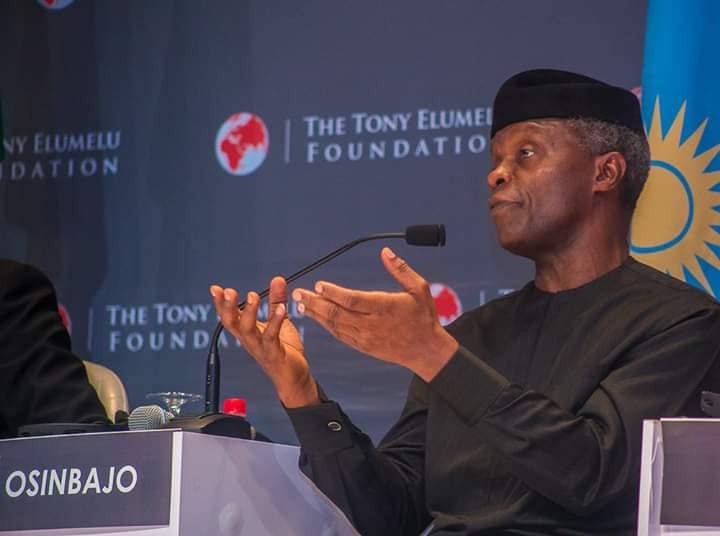 Young African Entrepreneurs Will Change Narrative About the Continent – Osinbajo