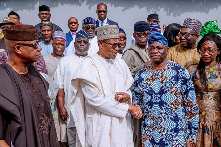 With Abiola as President, Nigeria could have been spared ethno-religious tensions… Buhari