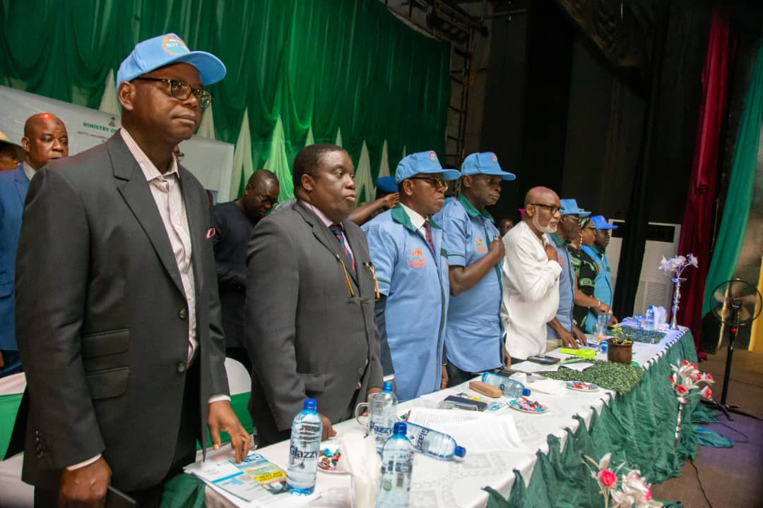 Air Pollution: Ondo To Provide Mitigating Measures Through Renewable Energy, Green Technologies, Others, Says Akeredolu