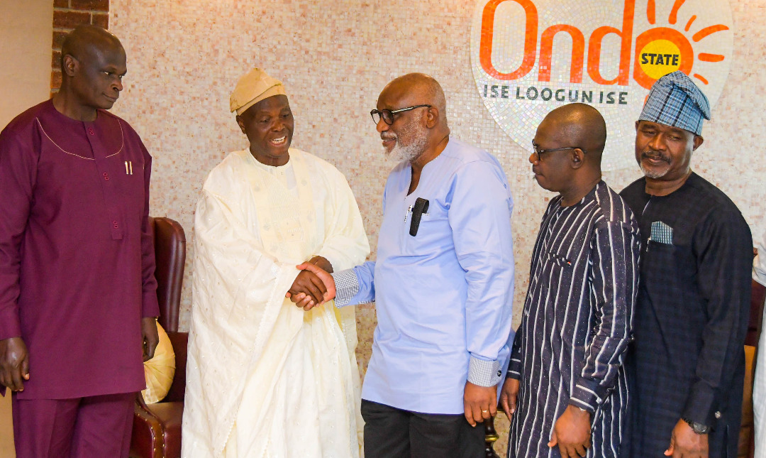 Ondo To Recruit Forest Guards, Says Akeredolu