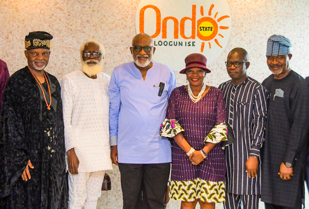 We Must Protect Our Common Heritage –  Akeredolu