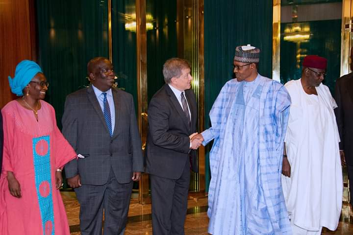 Our focus is to create jobs, says Buhari