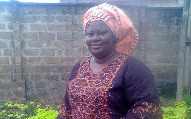 Ondo first lady, Betty reacts to Mrs. Ogbesetore's death