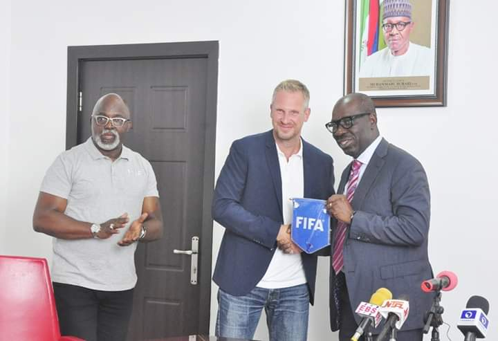 Obaseki reiterates Edo's readiness to host U-20 Women's World Cup, National Sports Festival