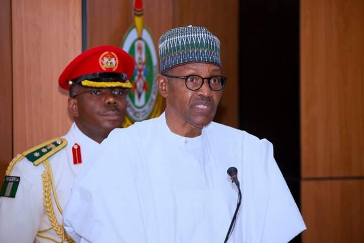 I will fight for the poor, Buhari assures Nigerians