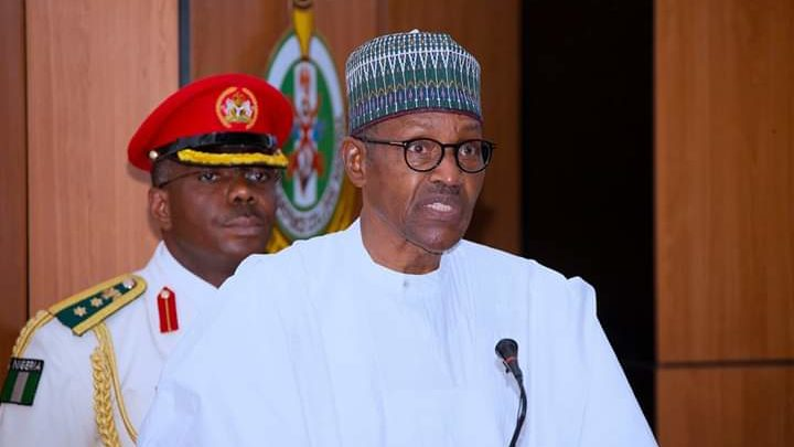 SALLAH: PRESIDENT BUHARI URGES MUSLIMS TO PUT THE VIRTUES OF ISLAM INTO PRACTICE, WORK FOR NATIONAL UNITY
