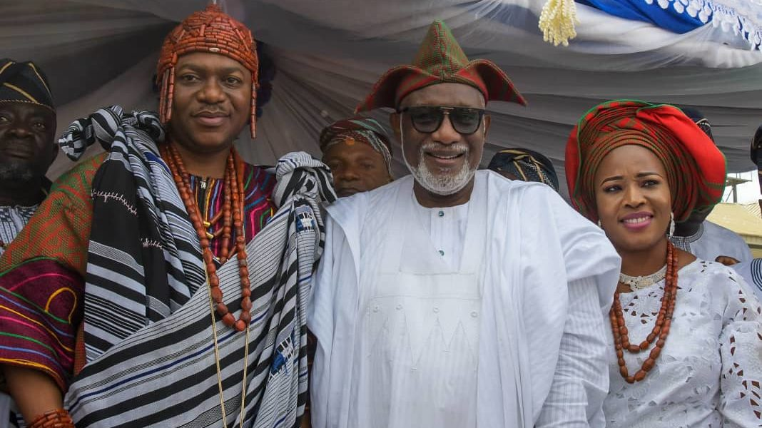 New Olowo: We Did Not Make A Mistake, Says Akeredolu