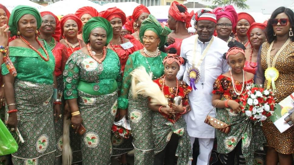 Imo-born Ondo First Lady, Others, Laud Imo Women On Nation Building