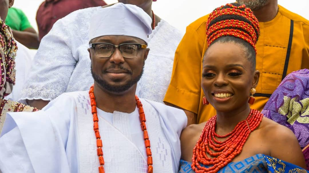 Glamour as Tinubu, Akande, Ooni, Govs, Others grace Akeredolu's daughter's traditional wedding