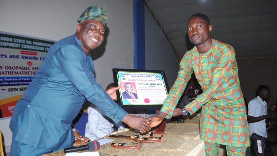 Edema Calls For Enhanced Education For Students In Riverine Areas