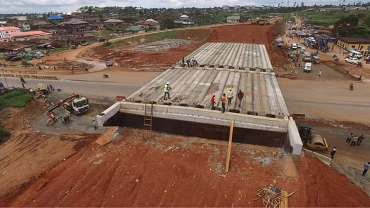 Ore flyover to be inaugurated in December, says Ojogo