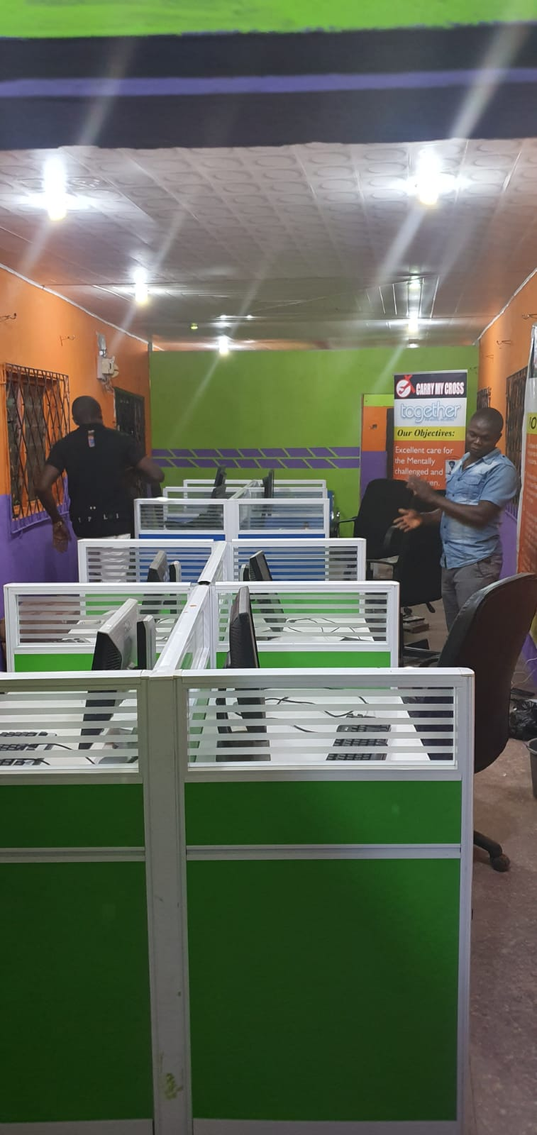 Ogunsanmi commissions job centre to commemorate World Mental Health Day