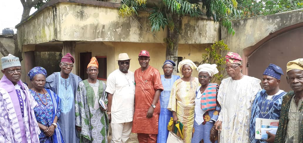 Akoko South West Constituency 1 APC Elders  reaffirm support for Akeredolu