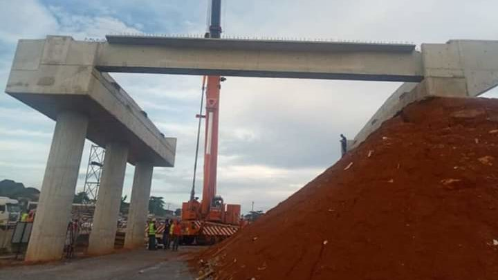 Ondo Govt Expresses Delight At Pace of Work On Ore flyover Project