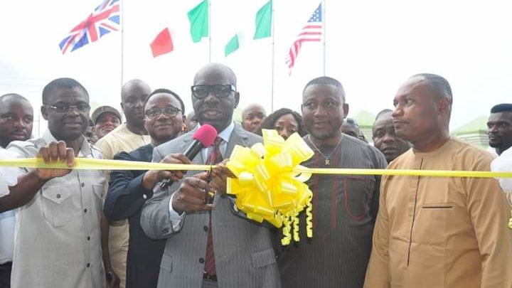 NAFEST: Obaseki commissions new hotel, as Edo hots up for arts festival