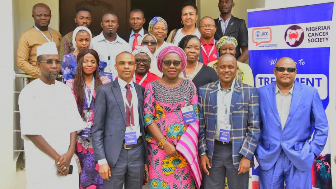 UICC-NCS workshop ends in Abuja with the formation of a new strategy for cancer control in Nigeria