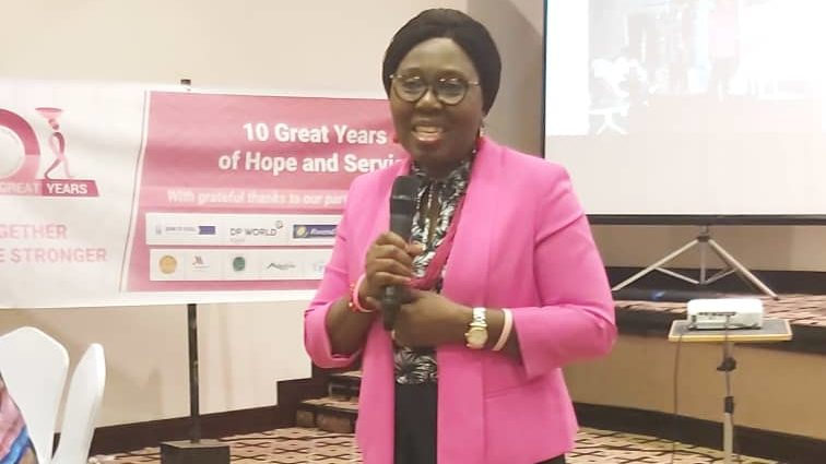 Ondo First Lady Wants Breast Cancer Survivors From Africa To Raise Their Voices Against The Disease