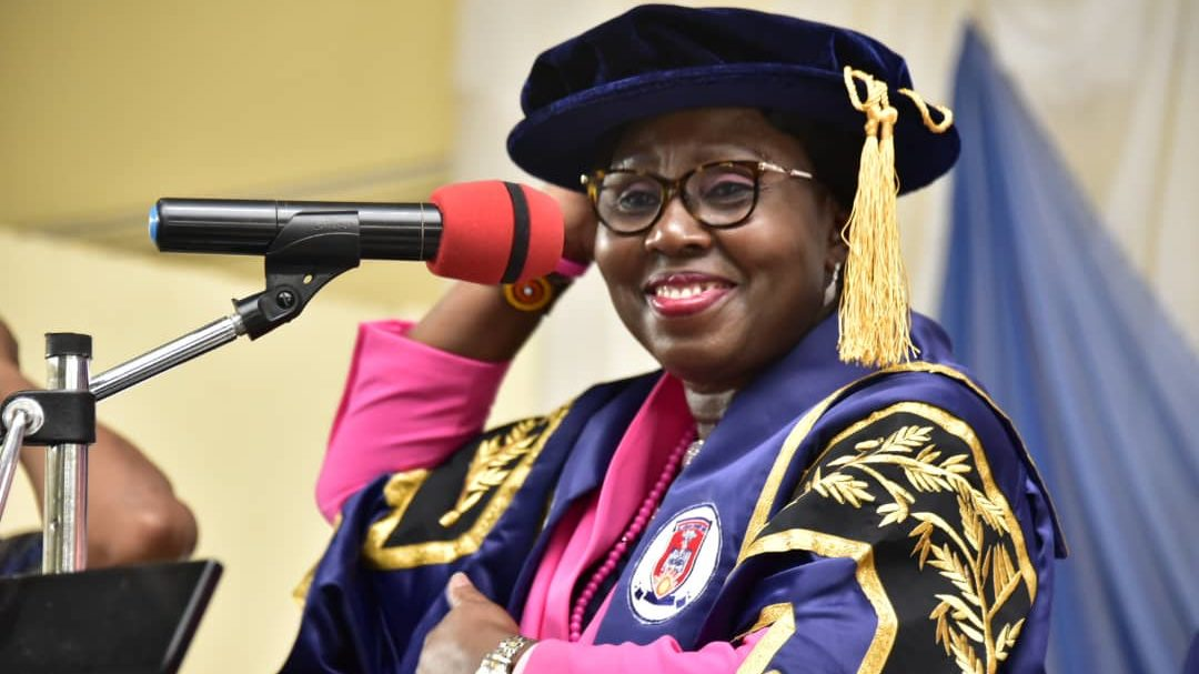 Mrs. Akeredolu Calls For Routine Population Based Clinical Breast Examination