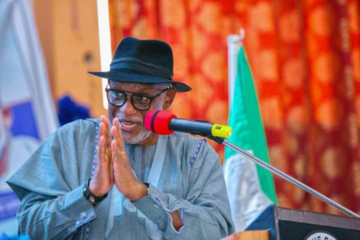 Strong Institutions, Only Paneccea For Peace – Akeredolu