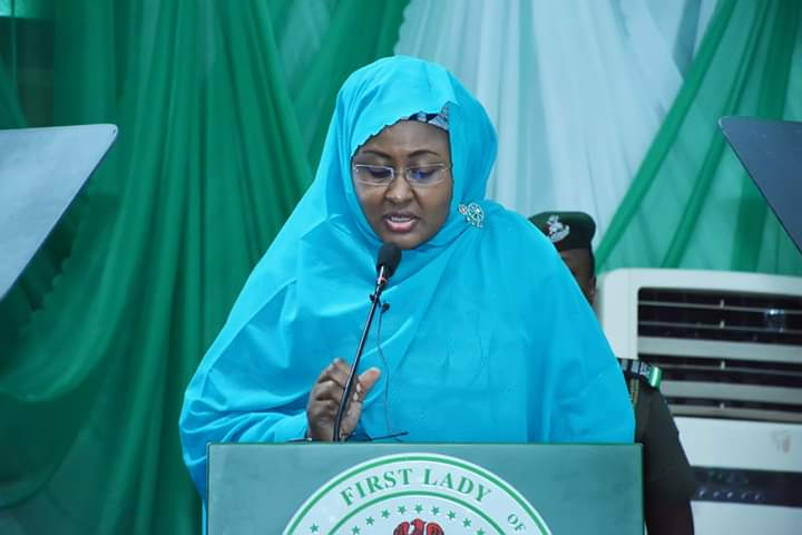 Aisha Buhari charges Islamic Council to translate decisions into practice