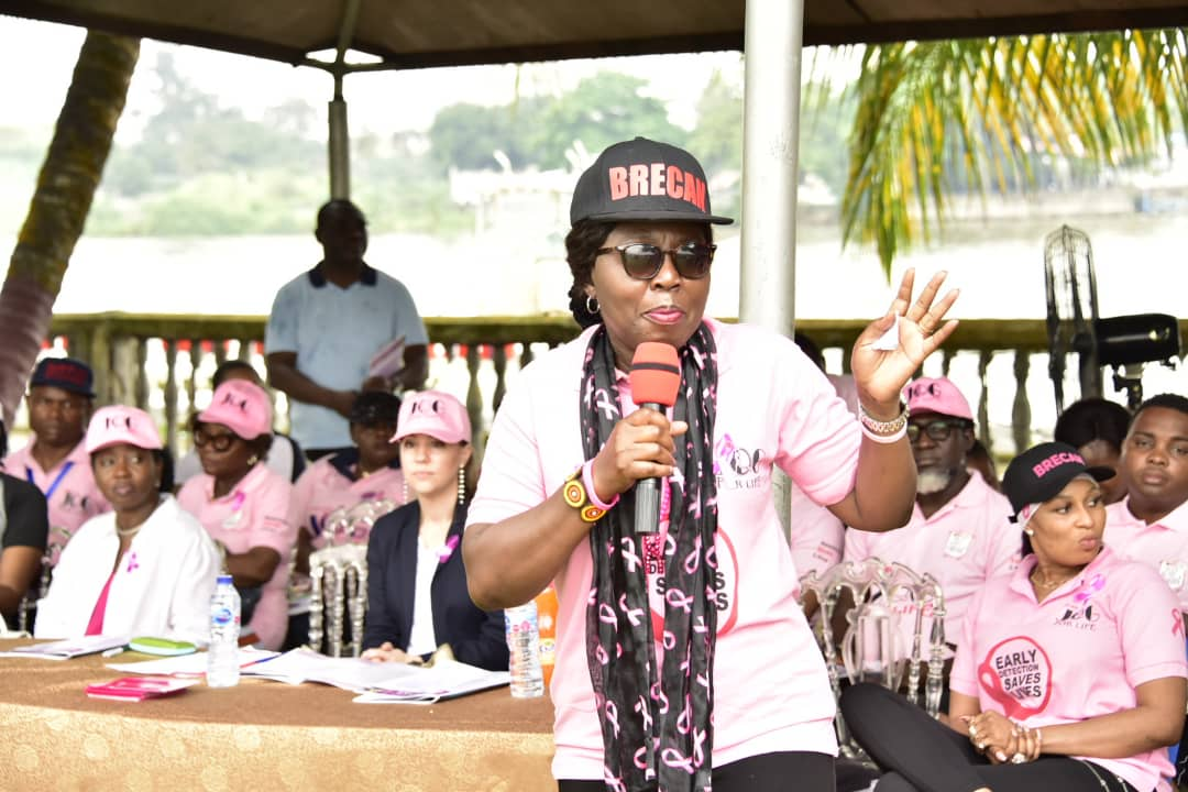 Lagos Goes Pink For 2019 BRECAN Jog For Life