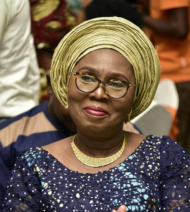 2019 World Toilet Day: Sanitation is a basic human right and we must leave no one behind, says Mrs Akeredolu