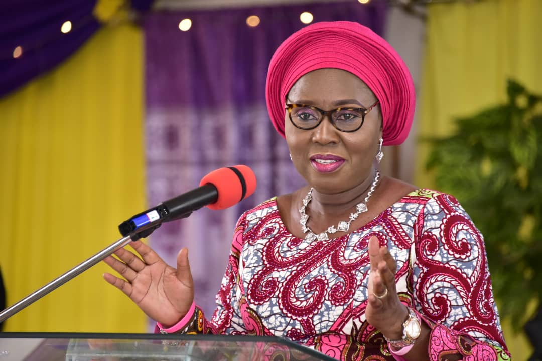 Mrs Akeredolu To Be Honoured With Tribune's Platinum Award