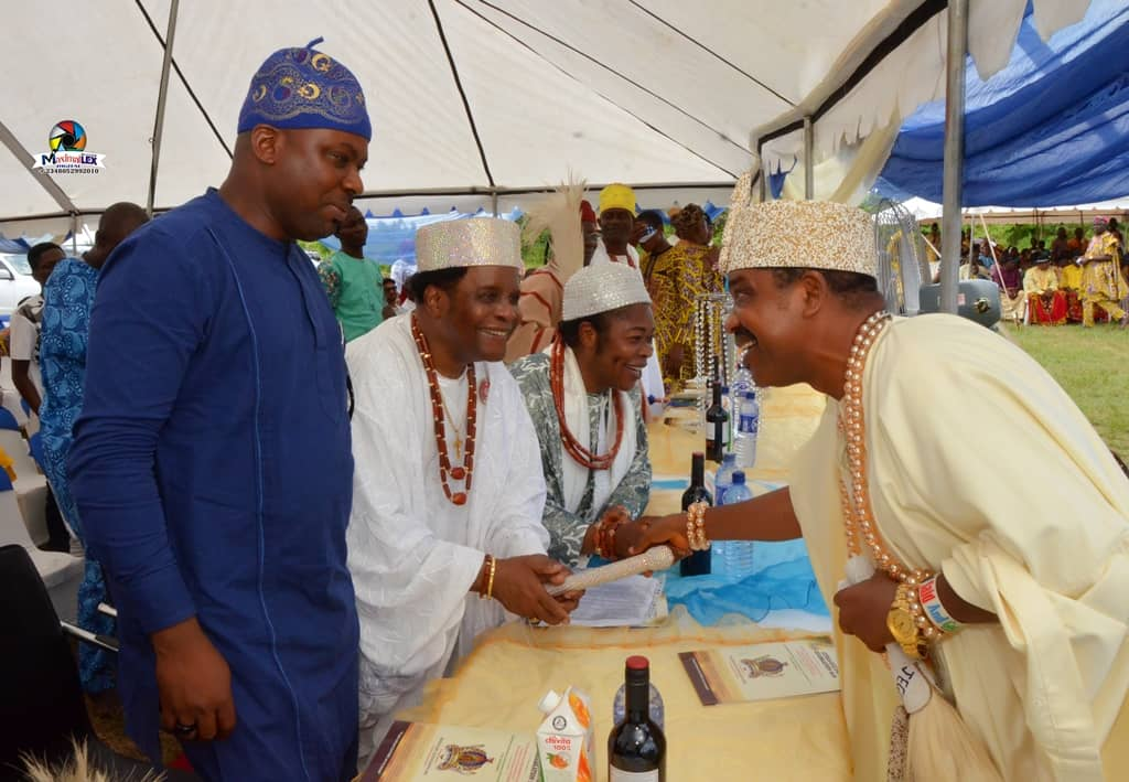 Ayeka Ule Day 2019: Regent solicits govt support to develop Ayeka