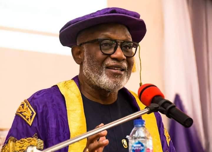 Education Incomplete Without Skill Acquisition -Akeredolu