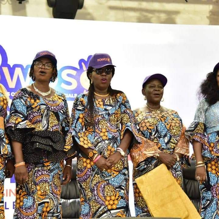 FOWOSO's Paradigm Shift about the Roles of Women in Today's Nigeria   By Dr. Joel Ademisoye