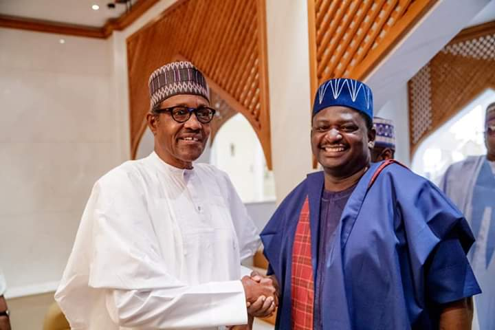 PMB at 77: 'Please tell Baba we are with him all the way' By Femi Adesina
