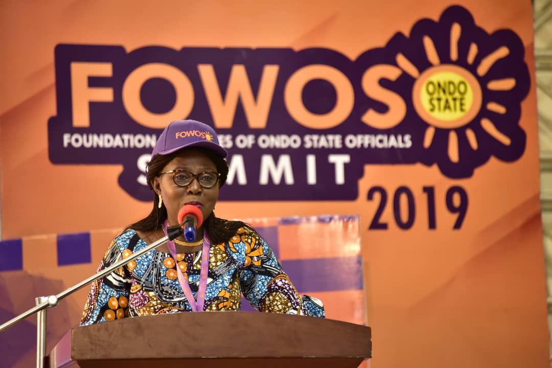 Communique Issued At The End Of The Two-Day 2nd FOWOSO Summit
