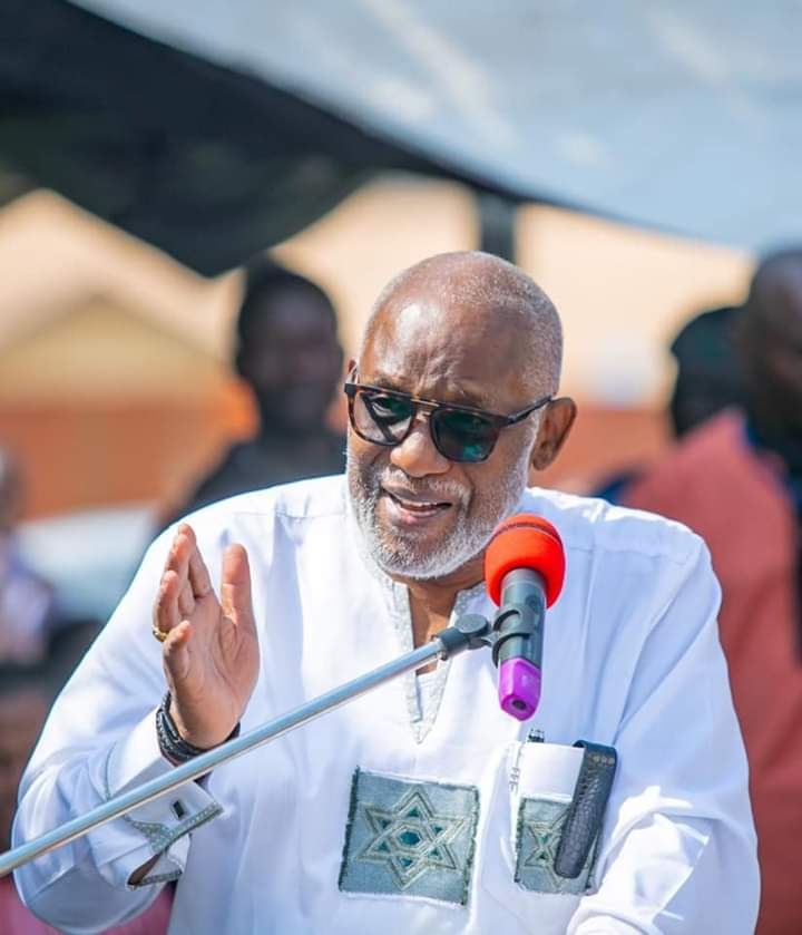Governor Oluwarotimi Akeredolu Speaks On Lassa Fever