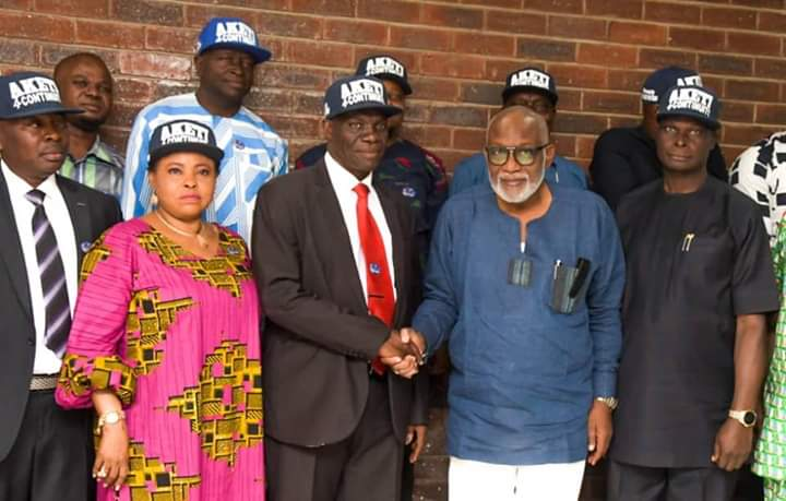 No local council without SUBEB touch -Akeredolu