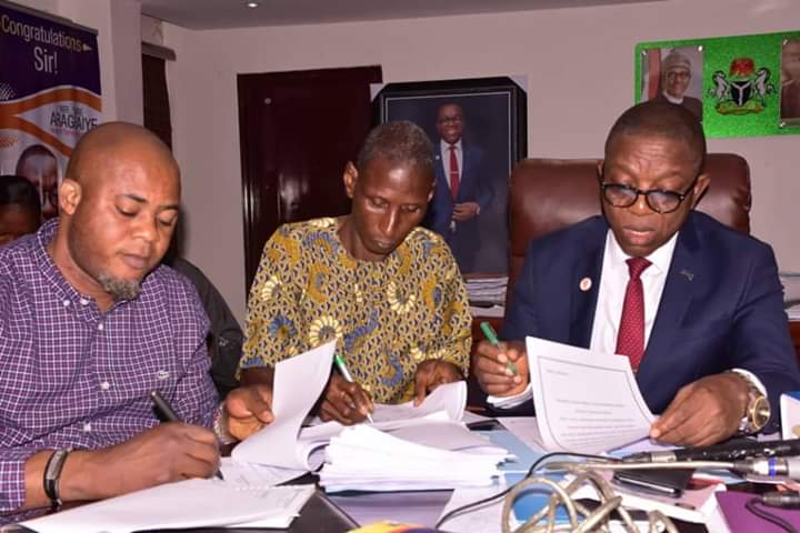 Ondo Govt Signs New Minimum Wage, Begins Payment in January