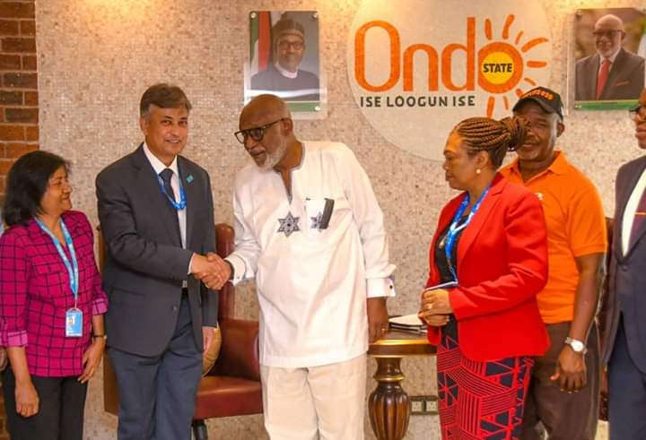We will continue to protect the rights of women, children – Gov Akeredolu