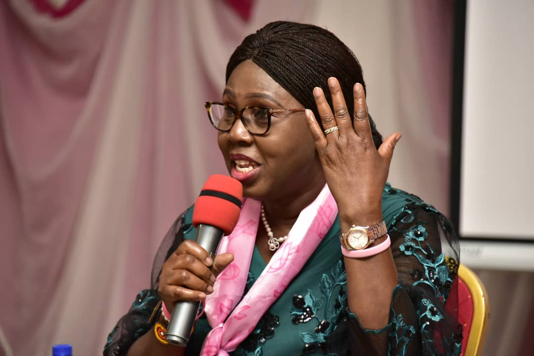 Ondo Governor's wife narrates her cancer experience at UI Symposium