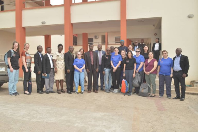 Sharing Hope Foundation  trains UNIMEDTH's Doctors, Nurses on Cardio Pulmonary Resuscitation