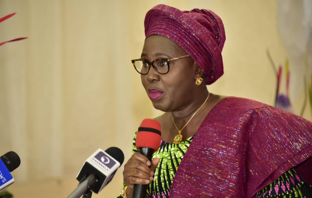 4th Ekiti Gender Summit: Goodwill Message Delivered by Her Excellency, Mrs Betty Anyanwu-Akeredolu