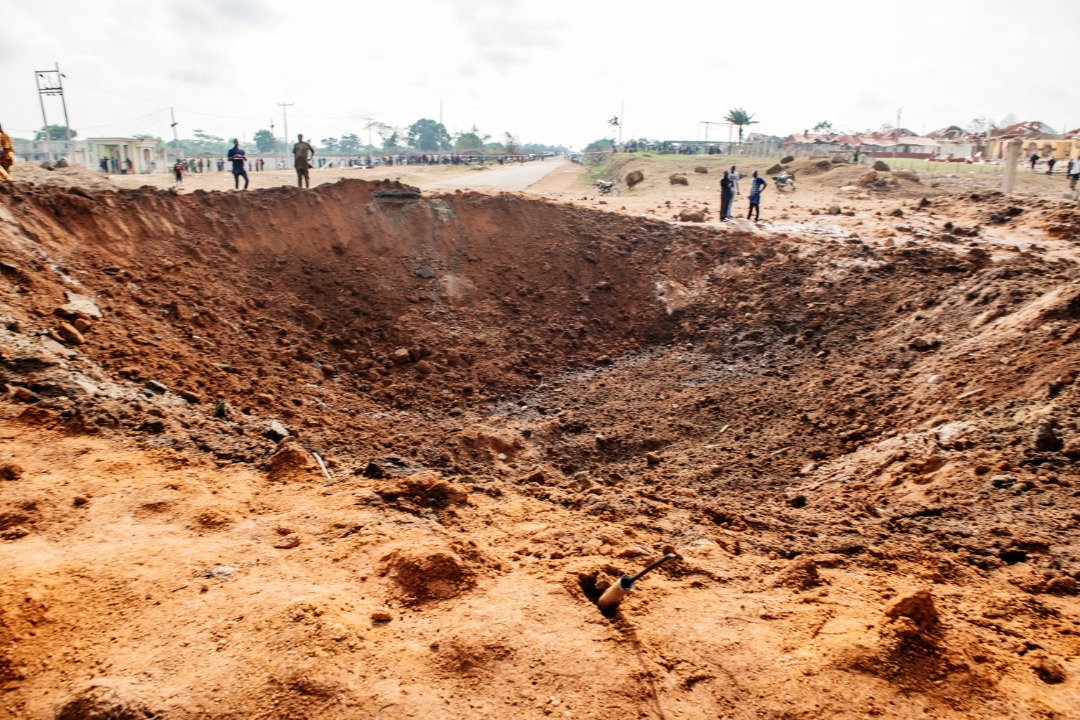 Ilu-Abo Explosion: APC Sympathizes With Victims, Ondo Government