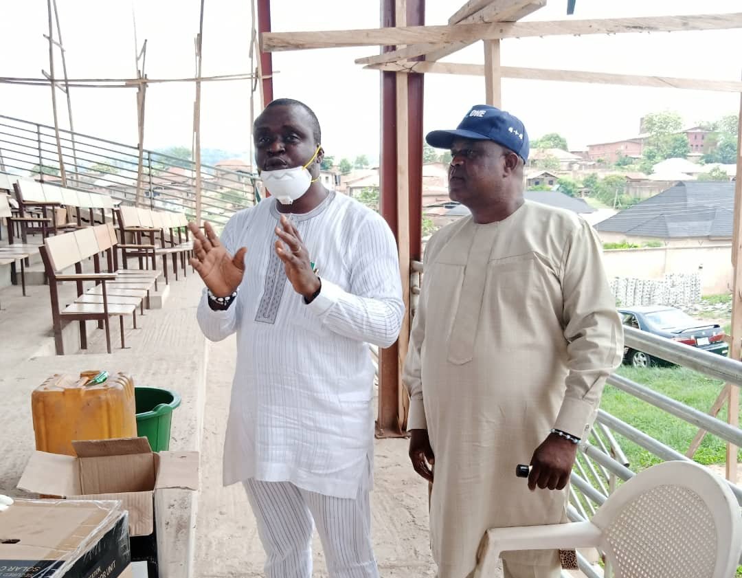 COVID-19: Ondo lawmaker distributes sanitizers, others to residents