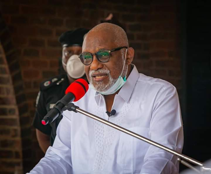 Expect More Life Changing Projects During My Second Term – Akeredolu Assures Ondo Residents
