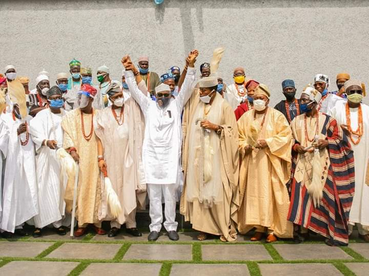 Ondo 2020: The Royal Endorsement and the Defeated Expectations of Enemies