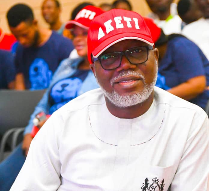 Prof. Faduyile congratulates Lucky Aiyedatiwa on his selection as Gov. Akeredolu's running mate